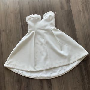 Keepsake Strapless Dress